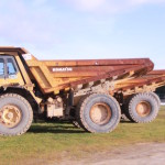 RECEPCION 3 DUMPERS HD465
