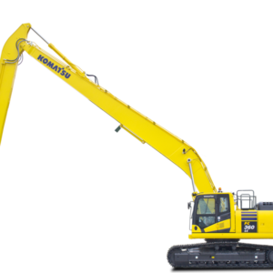 Excavadora Super Long Front