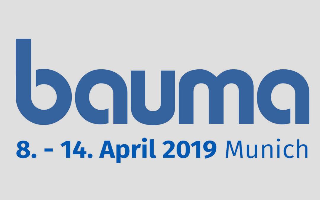 KOMATSU EN BAUMA 2019