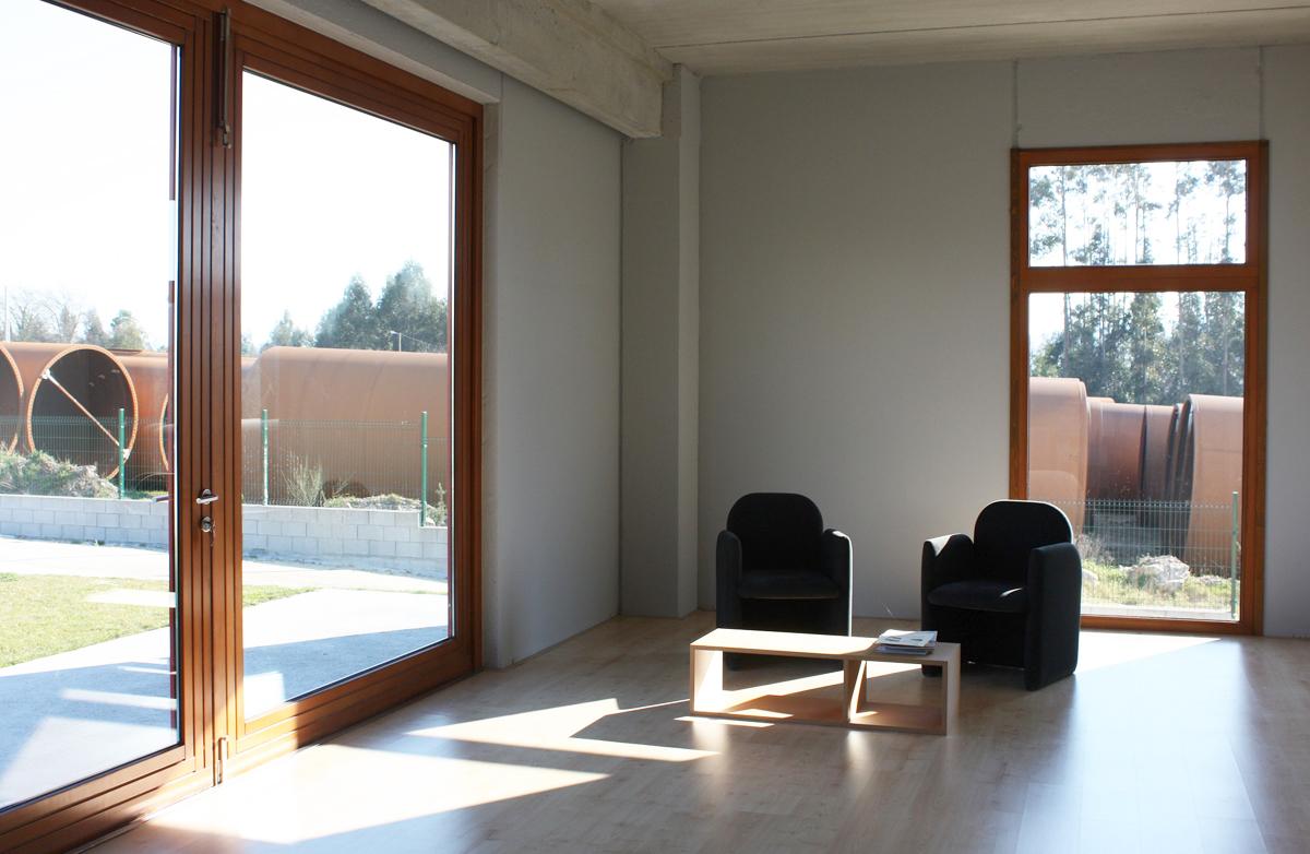 Fisal sala de espera